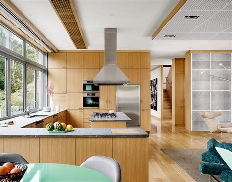 Custom White Oak   Arete Kitchens   Contemporary   Kitchen