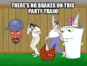 Adult Swim Meme - adult swim train