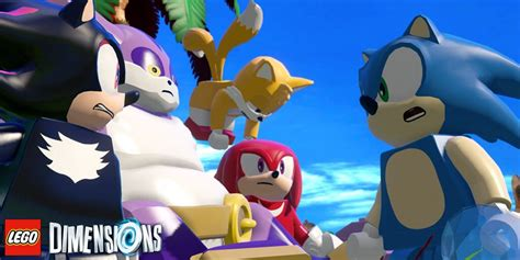 warner tt forever pop shadow big tails knuckles are in lego dimensions the