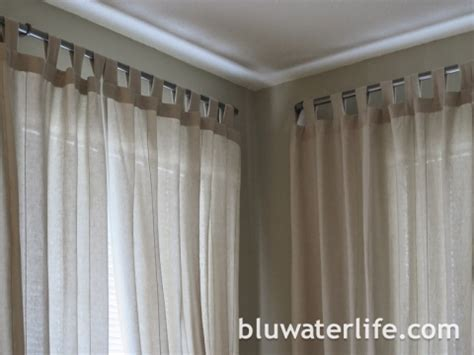IKEA Lenda curtains ~ bluwaterlife