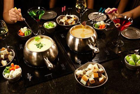 161 vive el efecto fondue en the melting pot saborearte