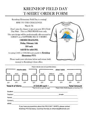 22078 t shirt order forms t shirt order form pdf templates fillable printable