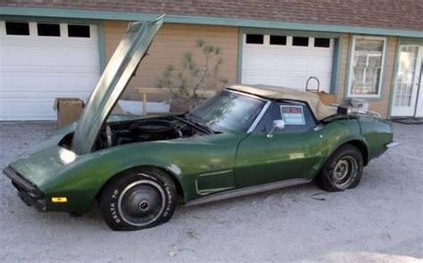 how cars work for dummies 1973 chevrolet corvette regenerative braking 1973 corvette stingray convertible project
