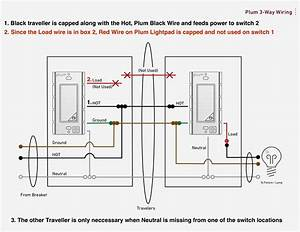 3 Way Motion Sensor Switch Wiring Diagram