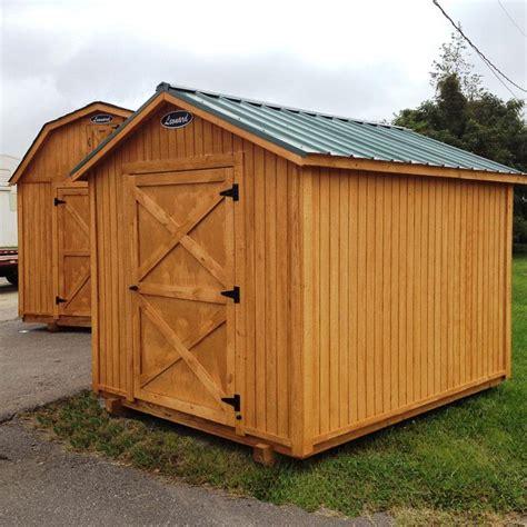 yoder sheds brown city mi lp smartside vs t1 11 siding for sheds byler barns