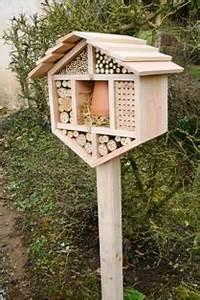 Nichoir A Insecte : hotel insectes ~ Premium-room.com Idées de Décoration
