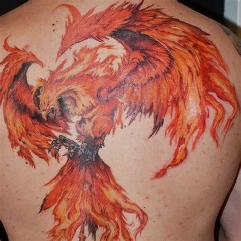 phoenix tattoos meaning  phoenix bird tattoo ideas