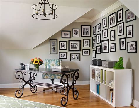 black  white home offices  leave  spellbound