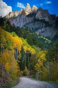 Exploring the back mountain roads. | Colorful Colorado ...