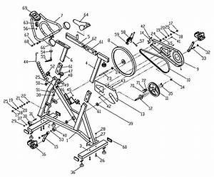 Bladez Model 21976 Cycle Genuine Parts