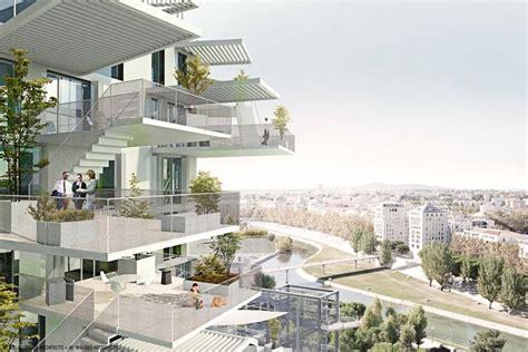 bureau logement tours une nouvelle tour d 39 habitation complètement folle à