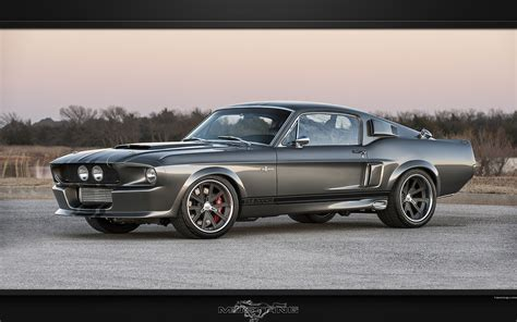Ford Gt500 by 1967 Shelby Gt500 Eleanor Wallpaper 69 Images