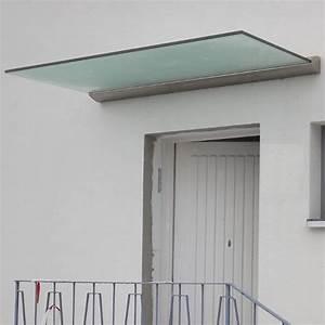 Glasvordach Mit Seitenteil : haust rvordach aus glas mit wandprofil befestigung mit milchglas ~ Buech-reservation.com Haus und Dekorationen
