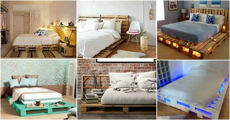 diy wonderful pallet bed ideas   budget