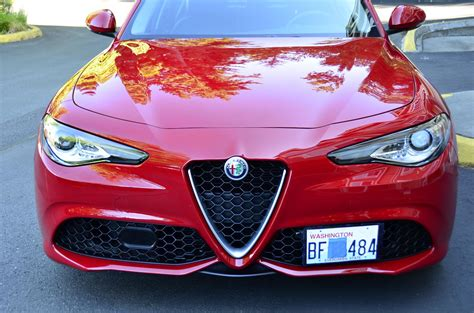 alfa rosso red giulia owners picture thread page