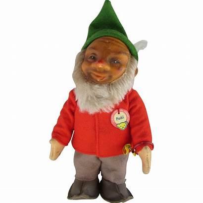 Elf Gnome Steiff Doll 1960 1950 Pucki