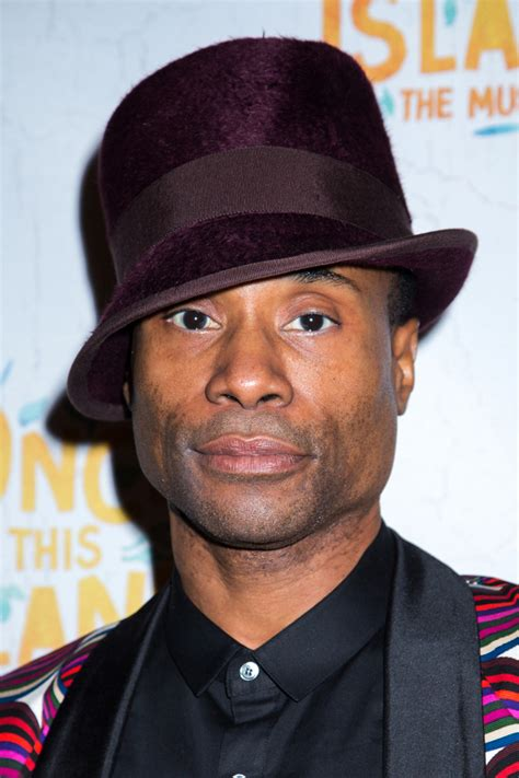 Billy Porter Theatre Credits