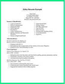 free resume editor we offer the following resume editing services