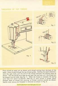 Kenmore 1802 Sewing Machine Manual 158 1802 Models  158