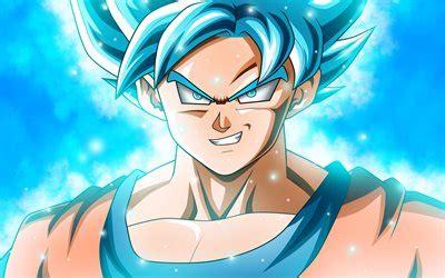 wallpapers super saiyan blue  close  dbs