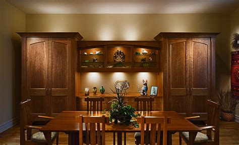 Custom Cabinets, Furniture, And Interior Millwork