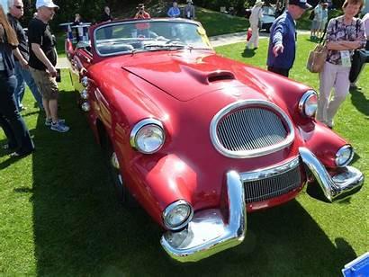 Spohn Convertible Ugliest 1957 Cars Pontiac Island