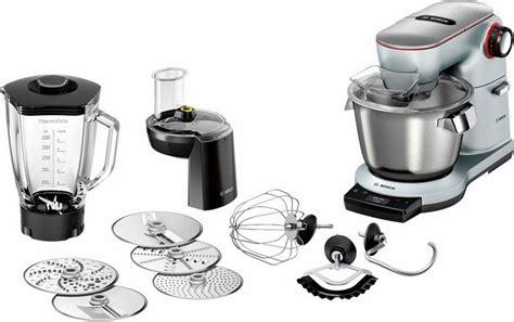 Bosch Küchenmaschine Optimum Mum9dt5s41, 5,5 Liter, 1500