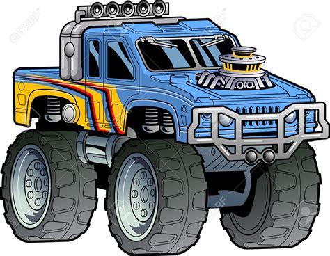 free monster truck video clip art monster truck www imgkid com the image kid