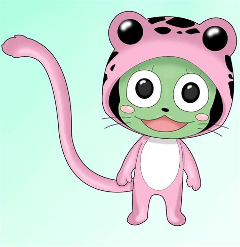 frosch   cute fairy tail anime