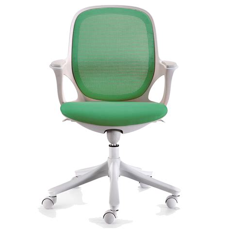 maglo office chair green with wintex fabric swivel