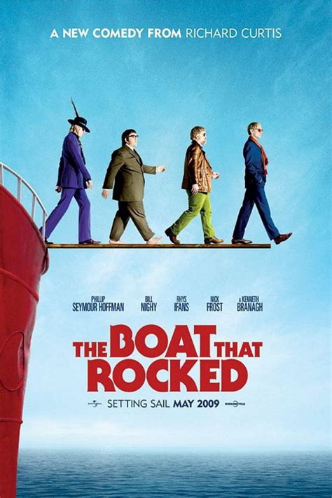 Rock Boat Pirate Radio the boat that rocked font