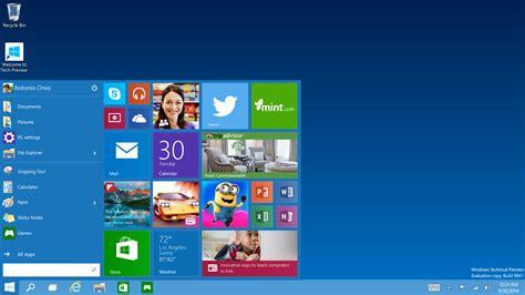 gadgets de bureau windows 7 microsoft windows 10 great ui changes j