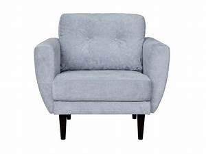 Fauteuil Gris Conforama : fauteuil luna coloris gris vente de tous les fauteuils conforama ~ Teatrodelosmanantiales.com Idées de Décoration