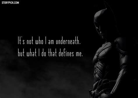 quotes  christopher nolans batman trilogy