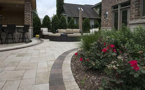 Belpasso Unilock by Brick Paving Landscaping Landscape Contractors