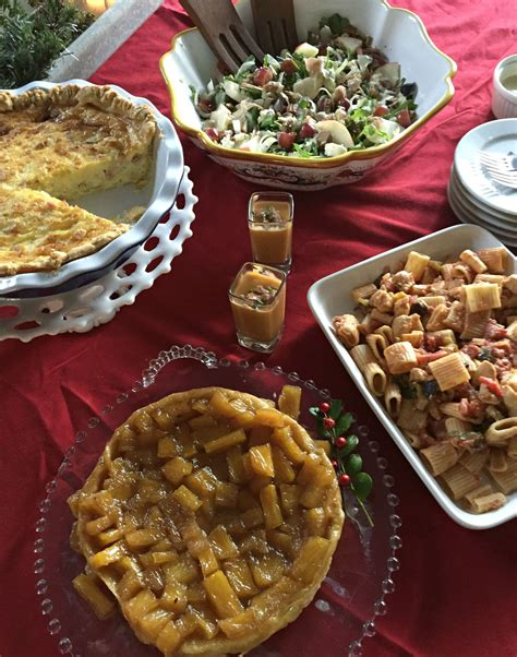 Easy Make Ahead Dishes For A Festive Christmas Eve Buffet