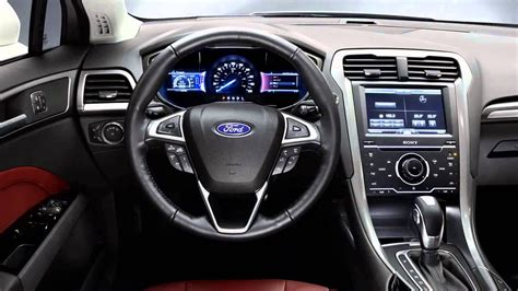 model ford mondeo sw tech auto youtube