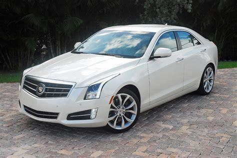 Cadillac Ats 2 0 Turbo 0 60 by 2013 Cadillac Ats 2 0 Turbo Premium Review Test Drive