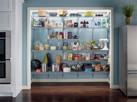 Kitchen Pantry Ideas and Accessories: HGTV Pictures