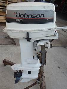 Johnson 9 9 Hp Outboard Motor Manual