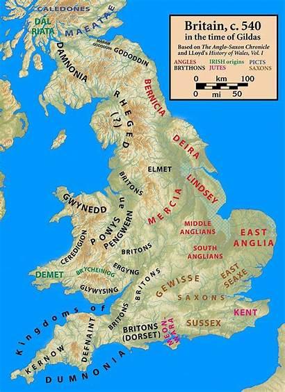 Map Britain Ad 1200 1650 Roman