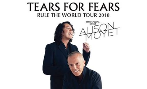 Tears For Fears - What's On   Echo Arena Liverpool