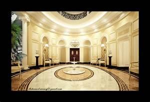 Nizar Al Anjary Palace Hall by mohamedmansy on DeviantArt
