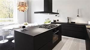 10 conseils pour une cuisine design for Petite cuisine équipée avec meuble de rangement salle a manger pas cher