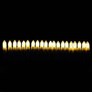 Weihnachtsbaumbeleuchtung Mit Kabel : 30 led lichterkette weihnachtsbaumbeleuchtung innen gr nes ~ Watch28wear.com Haus und Dekorationen