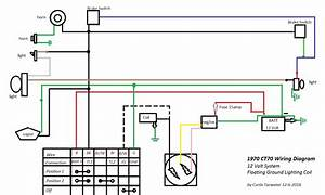 Wanted  Electric Whiz To Create A Simplified Cb360 Wiring