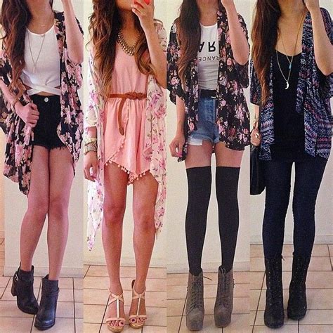 25+ best ideas about Teen Spring Fashion on Pinterest | School outfits college Winter sweater ...