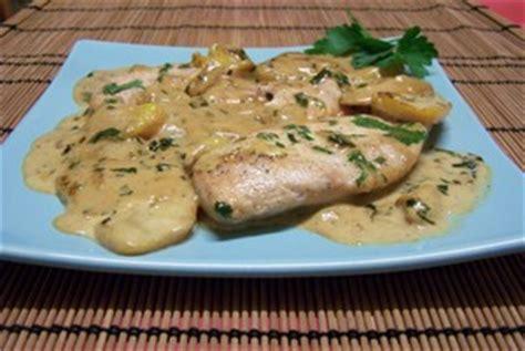 cuisiner des filets de poulet filet de poulet à la mangue plat du jour recettes de