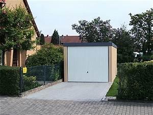 Motorrad Garagen Fertiggaragen : pressenachricht exklusiv garagen mit leitplanke bauen ~ Markanthonyermac.com Haus und Dekorationen