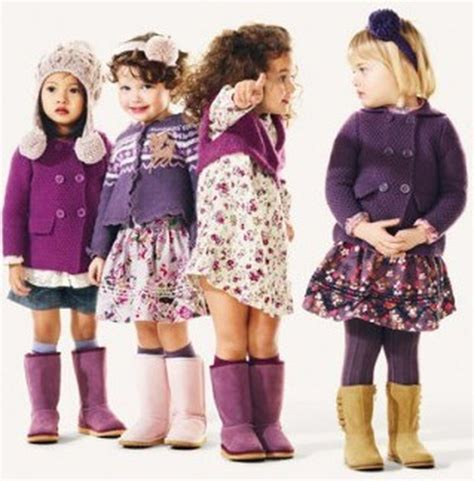 Bērnu mode- aktuālās modes tendences šajā rudenī - Mazulis ...